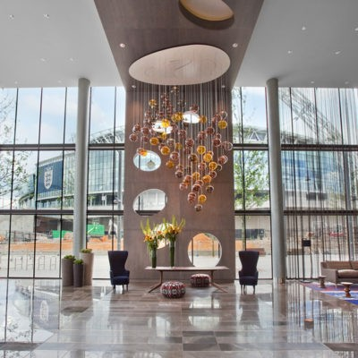 Hilton Wembley Londres Designed Architectural Lighting 1 400x400